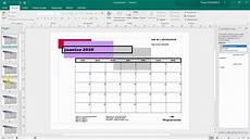 cr 233 er un calendrier personnalis 233 avec publisher tutoriel
