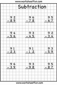 softschools subtraction with regrouping worksheets 10711 subtraction regrouping free math worksheets