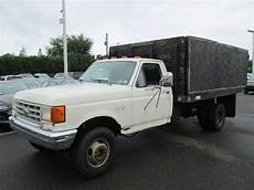 1990 ford f super duty cars for sale sell used 1990 ford f 450 super duty diesel dump truck l k in feasterville trevose