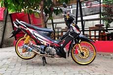 Modif Motor Supra by 77 Modifikasi Honda Supra X 125 Foto Gambar Terbaru