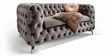 2 sitzer chesterfield sofa samt chesterfield sofa