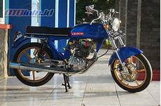 Modifikasi Motor Tiger 2000 by Modifikasi Honda Tiger 2000 Banjarnegara Cebe Style
