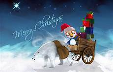 merry christmas greetings hd wallpaper