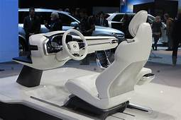 Volvo Concept 26 Previews Self Driving Future
