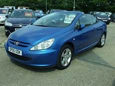 2005 peugeot 307 coupe cabriolet 1 6 in newcastle tyne