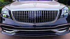 mercedes s class maybach 2020 interior exterior and