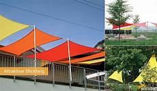 Sonnensegel Ansprechender Uv Schutz F 252 R Terrasse Oder