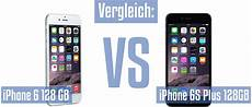 vergleich apple iphone 6 128 gb und apple iphone 6s plus