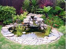 Backyard Pond Search Ponds For Small