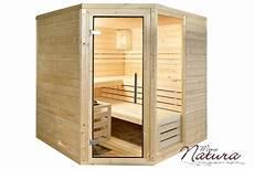 sauna kaufen guenstig massivholzsauna menotop typ 2 eckeinstieg fachhandel sauna