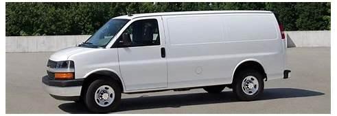 2017 Chevrolet Express  Van Cargo Changes Price