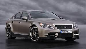 Lexus LS TMG Sports 650 Supercar Performance For Luxury
