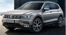 2017 Volkswagen Tiguan Allspace Leaked In Overseas Press