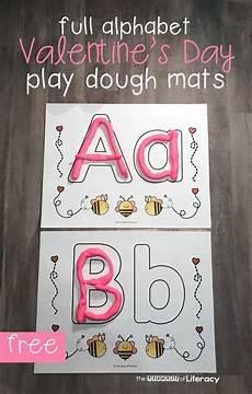 worksheets for preschool 19197 alphabet play dough mats letter recognition elementary school preschool literacy
