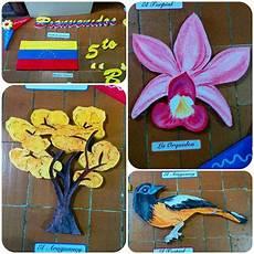 imagen de los simbolos naturales de venezuela ambientaci 243 n sal 243 n de clases venezuela s 237 mbolos patrios s 237 mbolos naturales arte