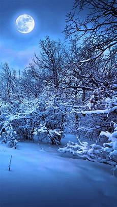 Winter Phone Background