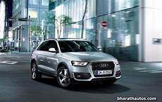 start of audi q3 production in india