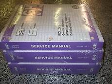 service repair manual free download 2005 chevrolet express 2500 engine control 2005 chevy express gmc savana service repair shop manual set brand new ebay