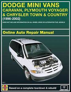 manual repair free 2000 chrysler voyager auto manual 2000 chrysler voyager haynes online repair manual select access ebay
