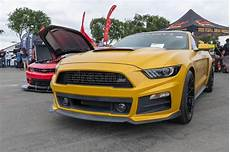 american muscle car ford mustang exhibited at torqued tour event editorial image image of