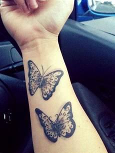 Schmetterling Handgelenk - butterfly tattoos wrist butterfly tattoos wrist