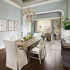 dining room paint color silver strand by sherwin williams silvery blue gray in 2019 dining