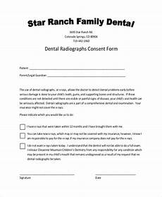 free 11 sle dental consent forms in pdf word