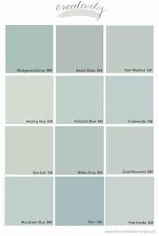 benjamin wedgewood gray color spotlight blue gray