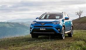 2016 Toyota RAV4 Facelift In Australia From December New