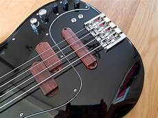 Sold Xotic Xpj 1t 4 String Bass With Original Gig Bag