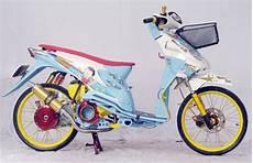 Modifikasi Motor Matic Beat 2019 modifikasi motor matic paling keren terbaru di indonesia