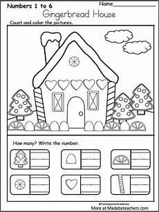 december worksheets free printable 15476 free december worksheets for kindergarten writing numbers with images