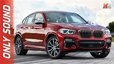 New Bmw X4 M40d 2018 Test Drive Only Sound