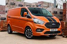 New 182bhp Diesel For Ford Transit Custom Sport Auto