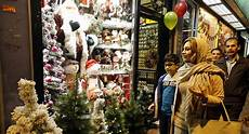 santa claus trip to iran christian in the muslim