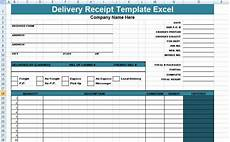 excel template receipt tracker get delivery receipt template excel xls project