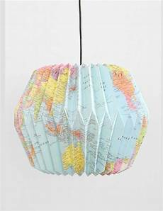 9 inspired ways to use maps in home decor