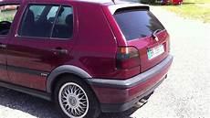 golf 3 vr6 exhaust sound
