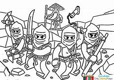 Malvorlage Ninjago Drache Ninjago Ausmalbilder Zum Ausdrucken Ninjago Ausmalbilder