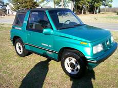 best car repair manuals 1995 geo tracker seat position control buy used 1995 geo tracker sidekick 4x4 convertible lsi