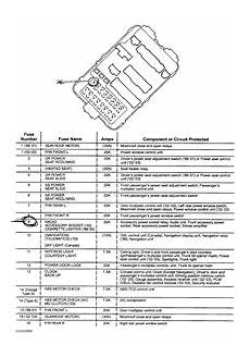 2004 acura tl fuse box diagram 2004 acura tl fuse box questions with pictures fixya