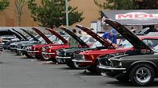 mustang club of america to celebrate 40th anniversary