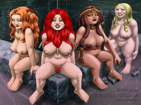 Fantasy Dwarf Porn