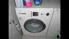 bosch maxx waschmaschine schleudert nicht bosch maxx 7 exclusiv varioperfect wae28496 waschmaschine