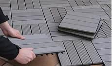 terrassenplatten wpc 10er set wpc terrassenfliesen groupon goods