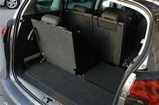 opel zafira tourer kofferraumvolumen der neue opel zafira tourer im test meinauto de