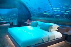 underwater hotel room in maldives hiconsumption