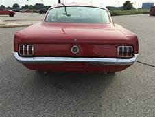 1965 Ford Mustang Fastback 2 289 4 Speed 1966 1967 1968