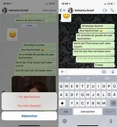 Whatsapp Gesendete Nachricht Löschen - whatsapp gesendete nachrichten l 246 schen whatsapp tipps