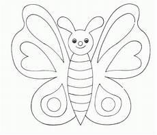 Malvorlage Schmetterling Kinder Schmetterling Malvorlagen Malvorlagen1001 De